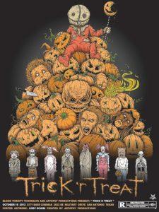 Trick'r Treat - Mondo Poster
