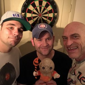 Episode #7 - with special guest Keith Karseno