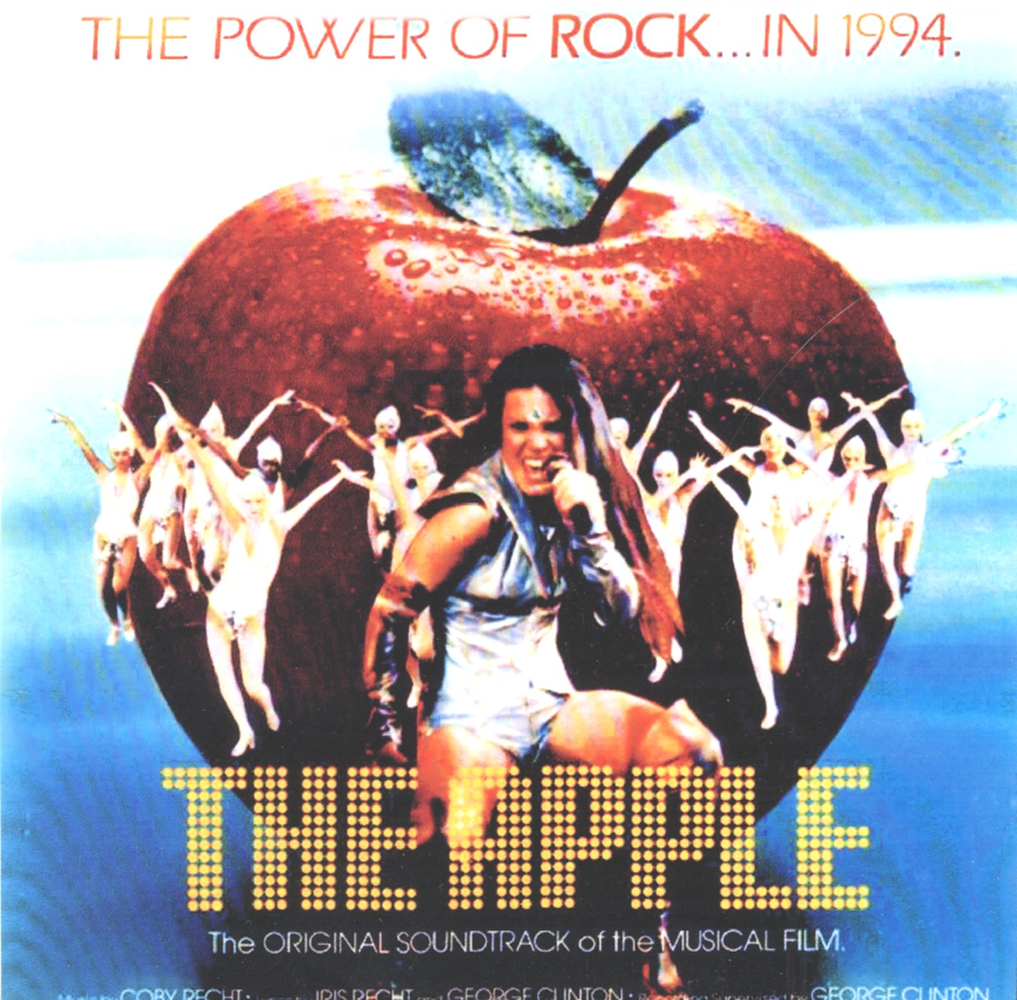 Original Soundtrack Recording - The Apple - 1980